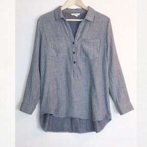 Beachlunchlounge Tunic Top Soft With Stripes